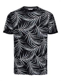 Only and Sons Korte mouw T-shirts 22016762 iason