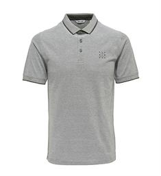 Only and Sons Polo's 22006560 stan Oud groen