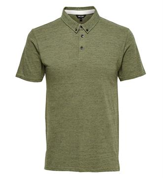 Only and Sons Polo's Groen