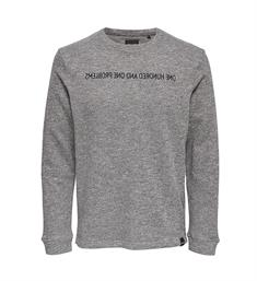 Only and Sons Sweatshirts 22008393 morton Grijs melee