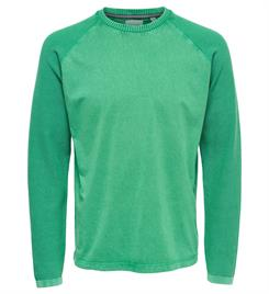 Only and Sons Sweatshirts 22012112 wincen Groen