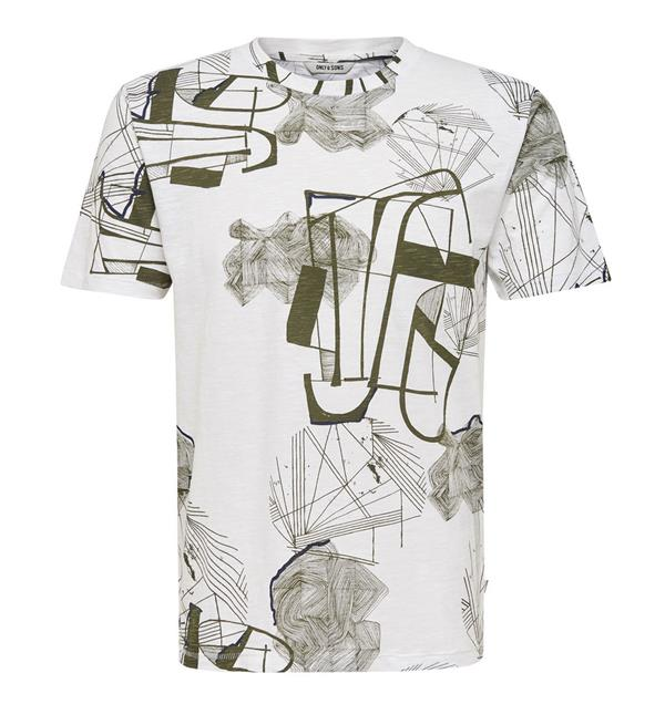 only-and-sons-t-shirts-22005150-wit-dessin