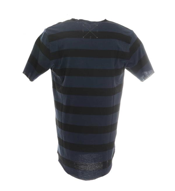 only-and-sons-t-shirts-22006825-hako-blauw-dessin