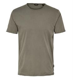 Only and Sons T-shirts 22008773 albert Army