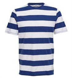 Only and Sons T-shirts 22009992 dontel Blauw dessin
