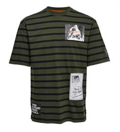 Only and Sons T-shirts 22010931 fausto