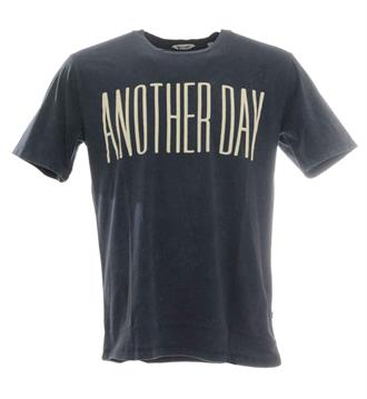 Only and Sons T-shirts Blauw