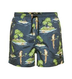 Only and Sons Zwemshorts 22012471 onstan swomshorts Blauw