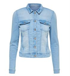 Only Denim jackets 15114465 new we Blue denim