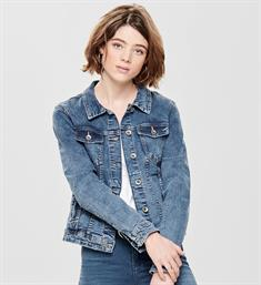 Only Denim jackets 15170682 onltia dnm jacket bb Blauw