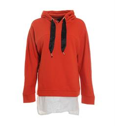 Only Fleece truien 15152327 sicily Rood