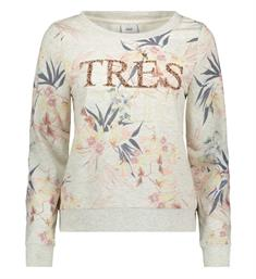 Only Fleece truien 15156155 new aj Ecru dessin