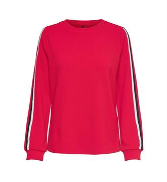 Only Fleece truien 15157038 ramona Rood