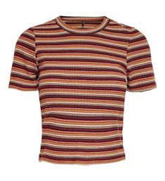 Only Korte mouw T-shirts 15193393 onlnella s/s short to Bruin