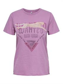 Only Korte mouw T-shirts 15242168