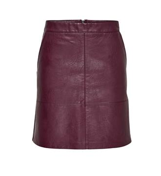 Only Korte rokken 15142643 lisa f Bordeaux