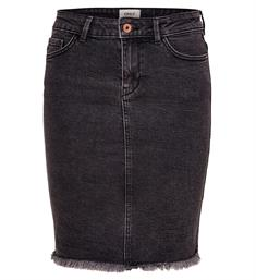 Only Korte rokken 15155121 eliza Black denim