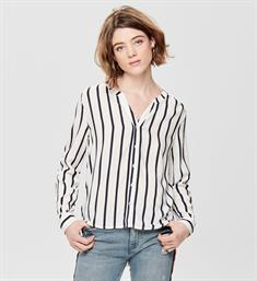 Only Lange mouw blouses 15161698 onlsugar fallow l/s Off-white