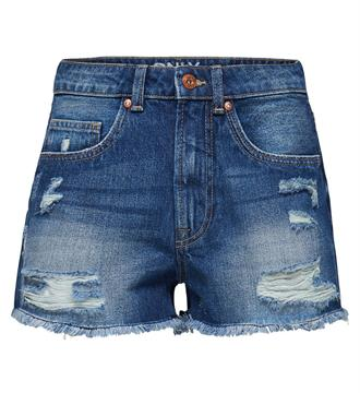 Only Shorts 15135067 Blue denim