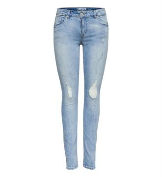 Only Skinny jeans 15128843 Blue denim