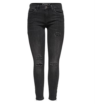 Only Skinny jeans 15133753 kendel Black denim