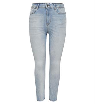 Only Skinny jeans 15136147 Blue denim