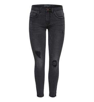 Only Skinny jeans 15138624 Black denim