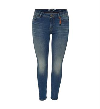 Only Skinny jeans 15138835 Blue denim