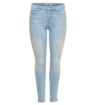 Only Skinny jeans 15141154 Blue denim