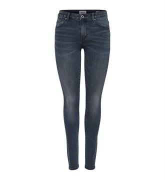 Only Skinny jeans 15145320 Blue denim