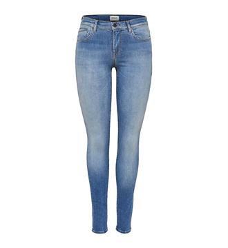 Only Skinny jeans 15147092 shape Blue denim