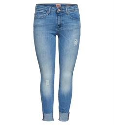 Only Skinny jeans 15147207 carmen Light blue denim
