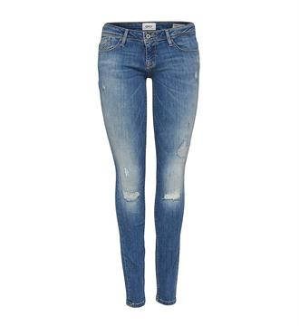 Only Skinny jeans 15153068 carmen Blue denim