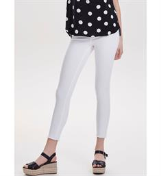Only Skinny jeans 15155438 onlblush mid sk ank Wit