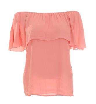 Only T-shirts 15135766 Pink
