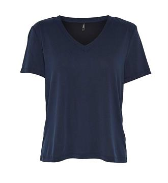 Only T-shirts 15151939 venus Navy