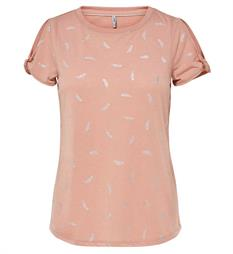 Only T-shirts 15156472 new is Licht roze