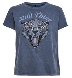Only T-shirts 15159071 Navy
