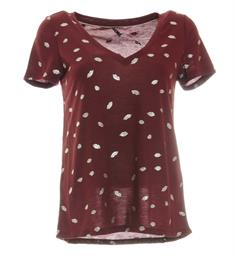 Only T-shirts 15162146 isabel Bordeaux