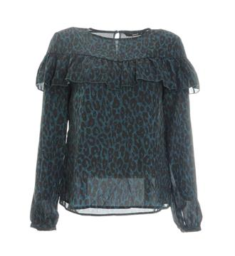 Only Tops 15141767 sui ls Blauw dessin