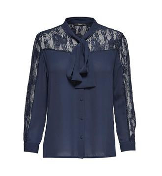 Only Tops 15144367 star l Blauw