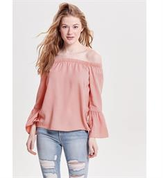 Only Tops 15148379 sandy Licht roze