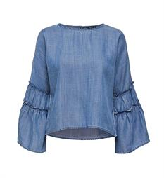 Only Tops 15148859 sharon Blue denim