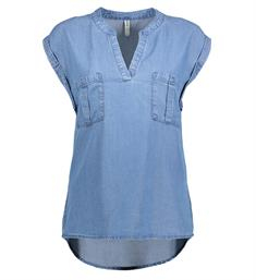 Only Tops 15159250 vertig Medium blue denim