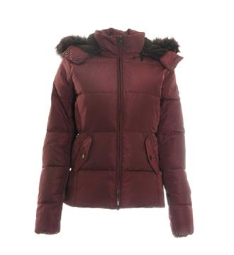 Only Winterjassen 15138202 rhoda Bordeaux