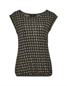 Opus Blouse tops Stolchi abstract
