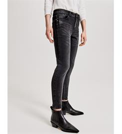 Opus Broeken Ely black sp 230065041#o9090 Black denim