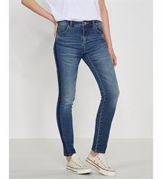 Opus Slim jeans Evita dark blue Denim