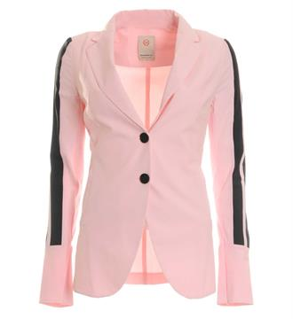 Penn and Ink Blazers S18n015 Licht roze