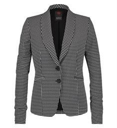 Penn and Ink Blazers W19n592a Zwart